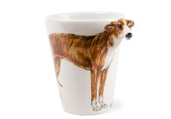 Greyhound - brindle