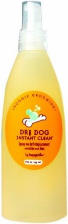 Dry Dog Instant Clean