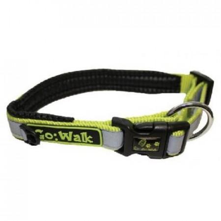 Go Walk halsbånd Refleks - Lime