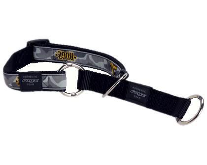 Rogz military halsbånd strup - large