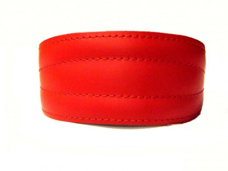 Mynde halsbånd Chart - Rødt