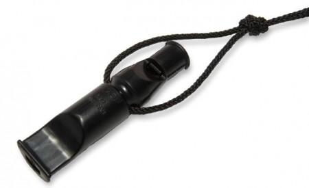 ACME Dobbel hundefløyte - 6cm