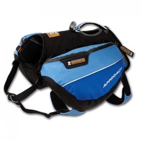 Ruff Wear Approach Pack kløv - blå