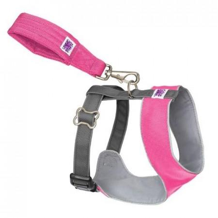 Mutt Gear sele - rosa
