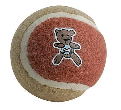 Rogz Pups tennisball - beige