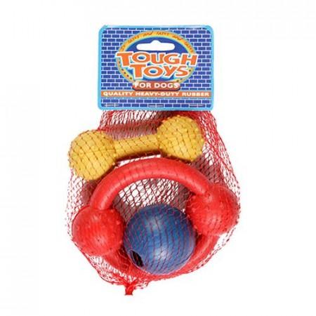 Gummileker - 3stk