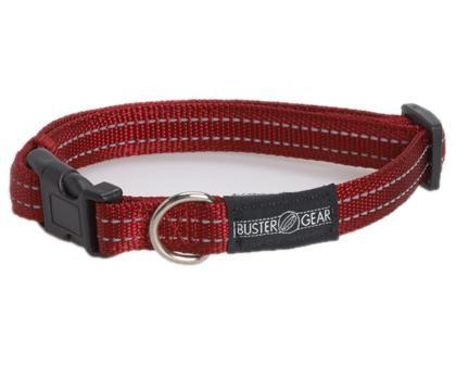 Buster reflekshalsbånd - rød