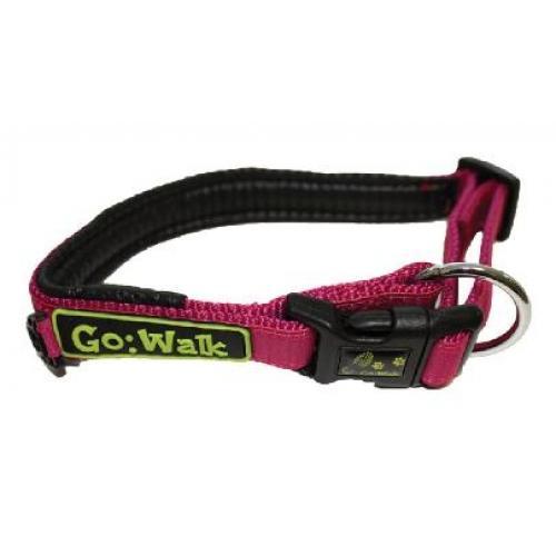 Go Walk halsbånd - Rosa