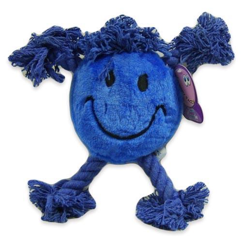 Happy Face - blå
