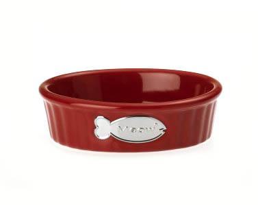 Chianti Keramikkskål - rød