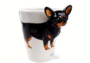 Chihuahua - mørk