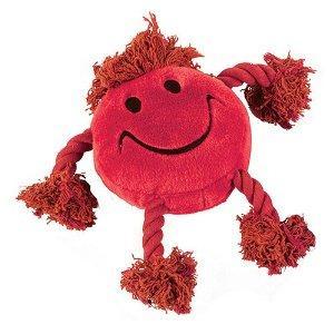 Happy Face - rød